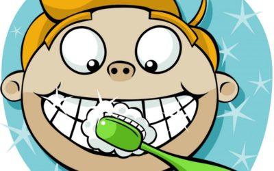 Dentifricio per bambini. Come sceglierlo?